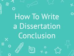 Order of writing dissertation chapters